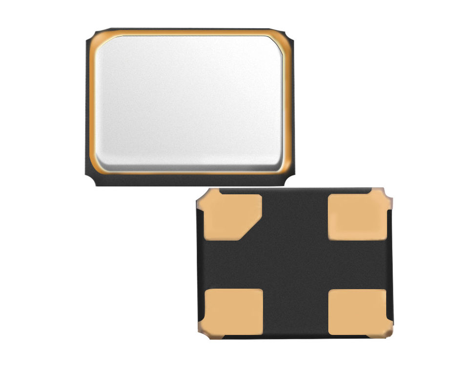 SMD 2520 Quartz Resonator Electronics , 24 Mhz Oscillator For Wearable Devices