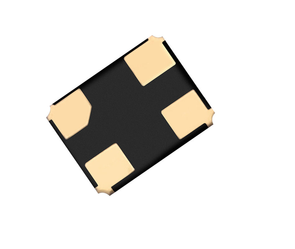Ultra Small Consumer Electronic Crystal Oscillator 10ppm 4 Pad Quartz SMD Type